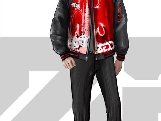 Custom Garments For DJ Zedd Designed by Catherine Trifiletti