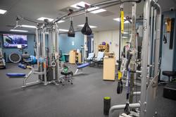 Multi-Station Upper Body Strength Builder
