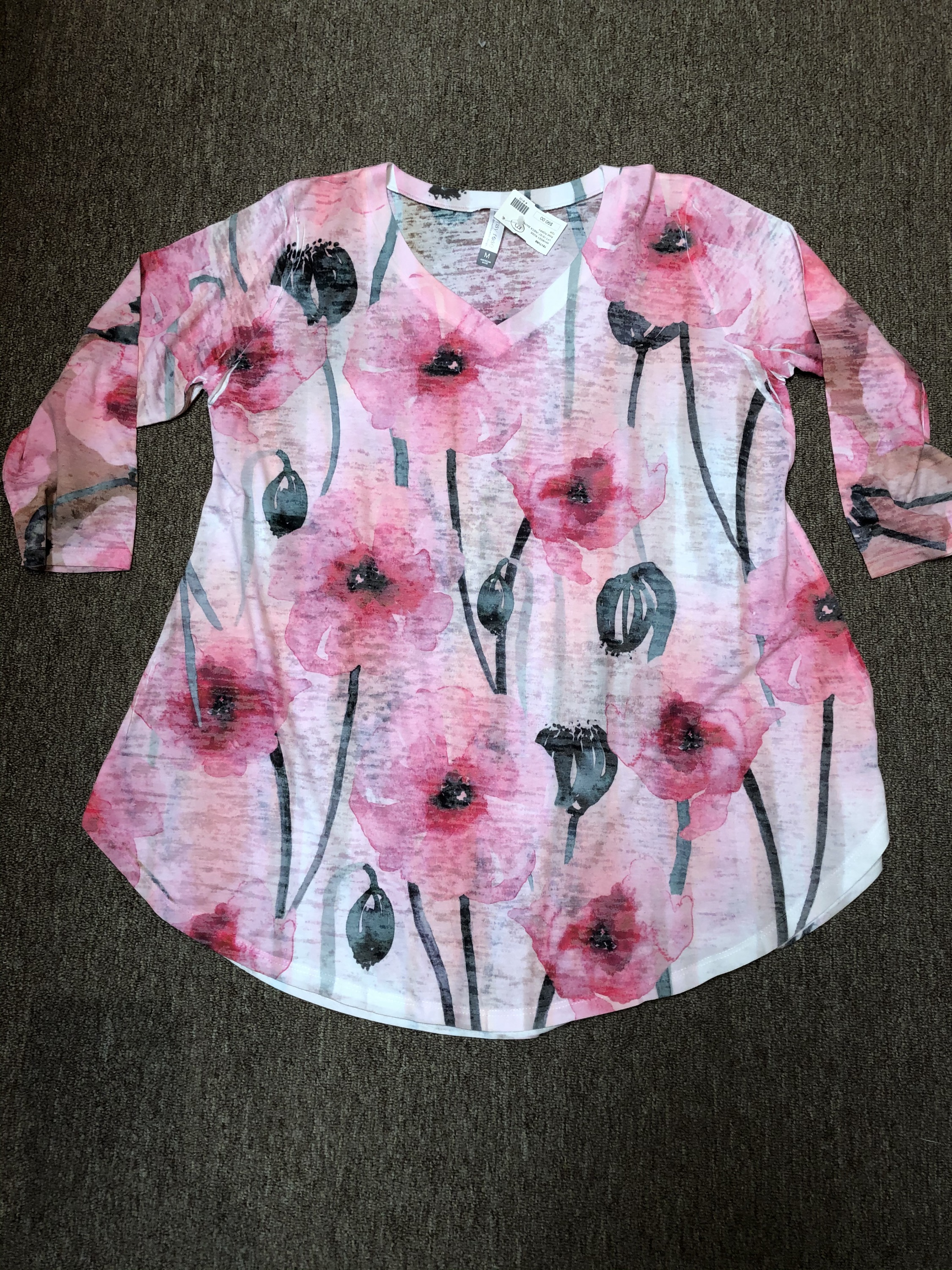 3)Whimsy Rose $45 was$90