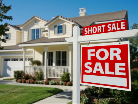 Short Sale is always the better choice!