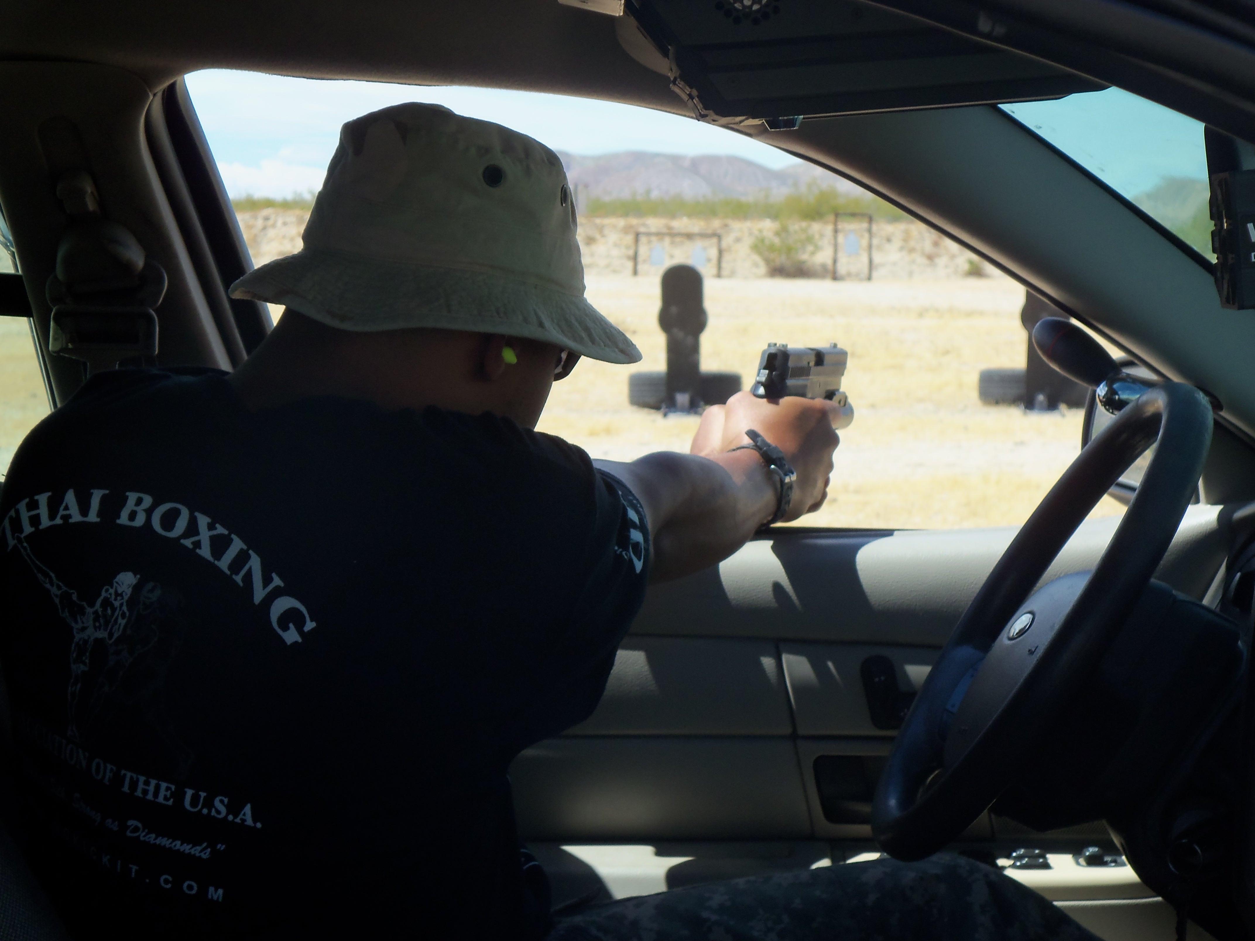 Police Counter Ambush Tactics Course