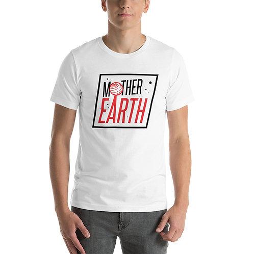 Unisex T-Shirt - White Logo