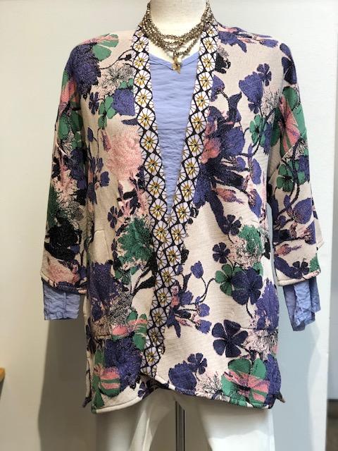 Aldo Martins 8318 Anser kimono