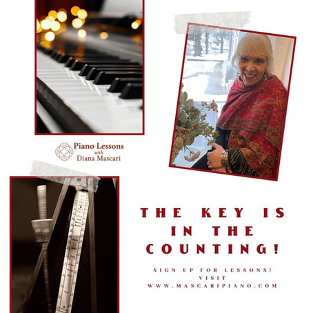 The Key Is In The Counting