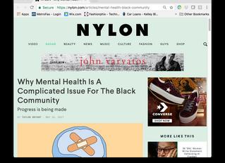 Nylon Magazine feature