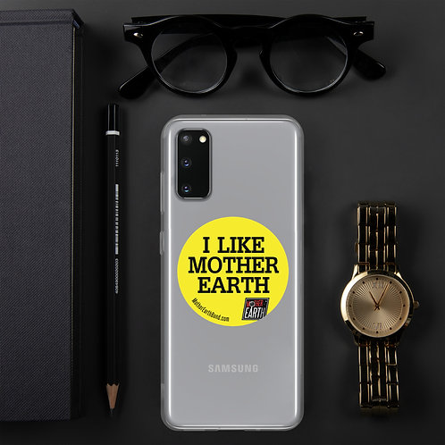 "Samsung Phone Case ""I Like Mother Earth"""