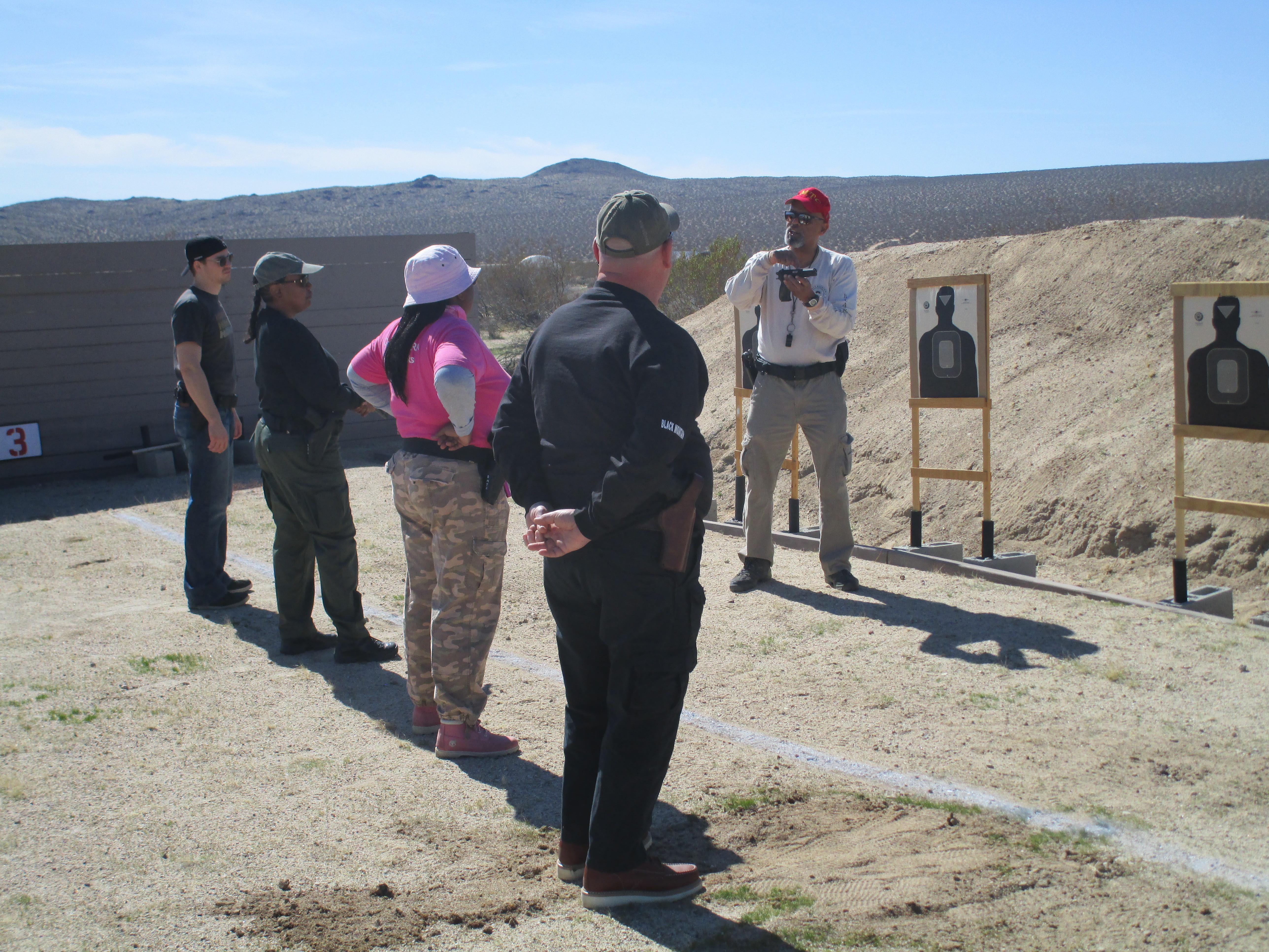 Defensive Handgun/Personal Security I