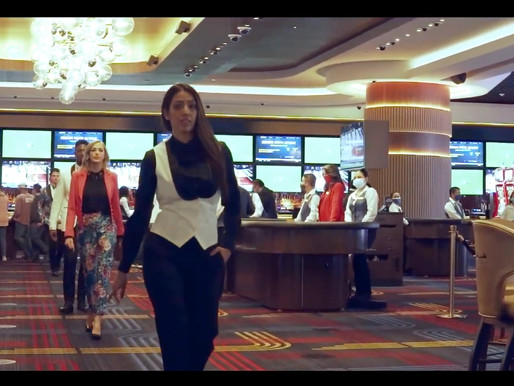 Global Hospitality Fashion Show