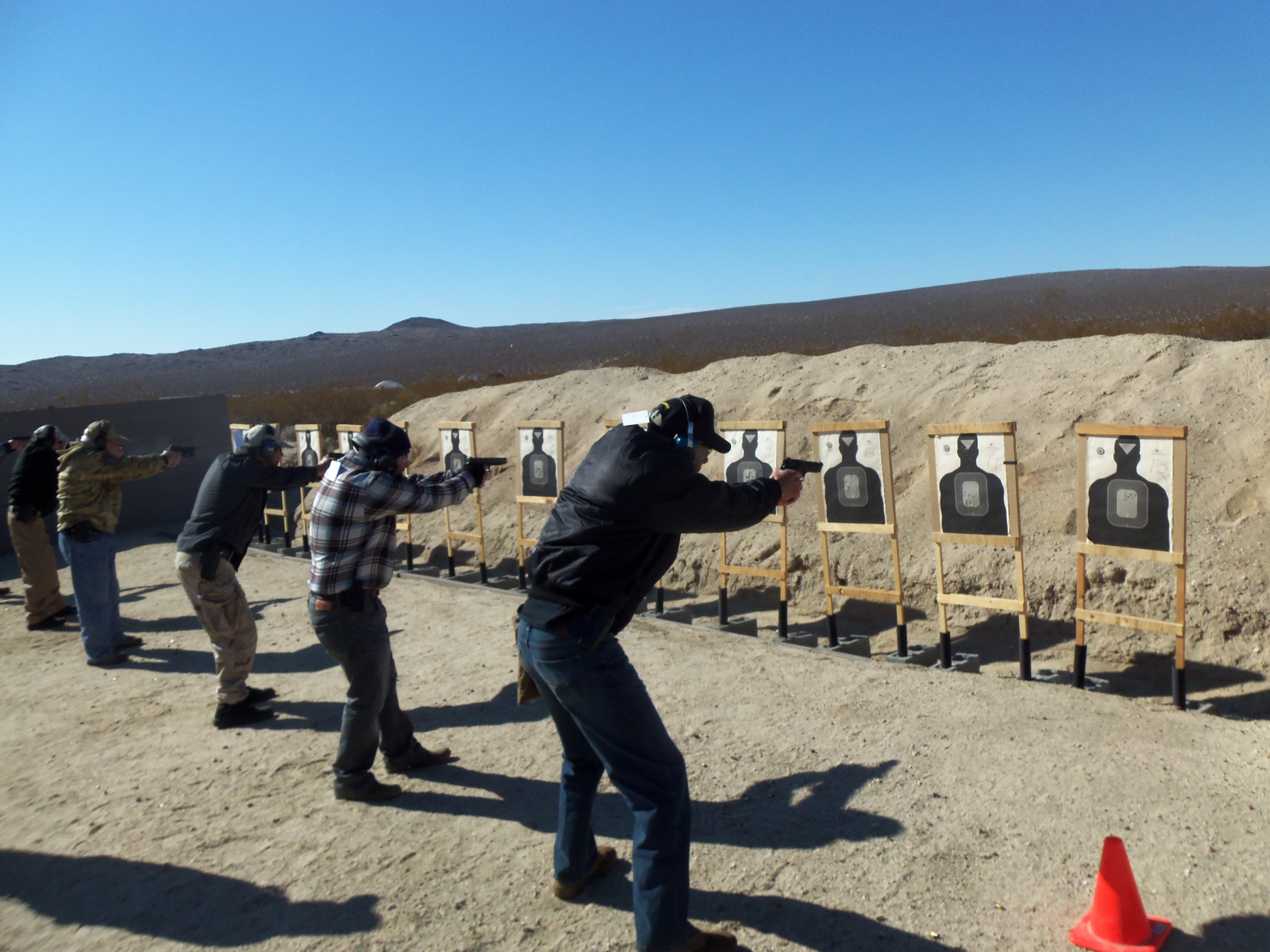 Defensive Handgun/Personal Security II