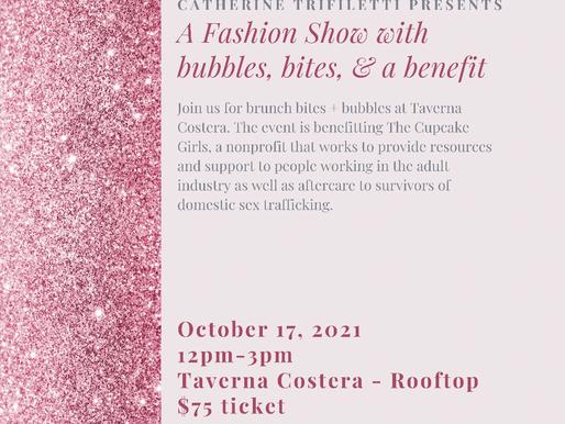 Fashion Show at Taverna - 10/17/21