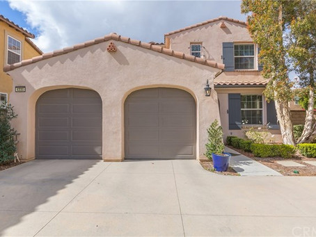 4330 Altivo Lane, Corona, CA  92883  |  SOLD
