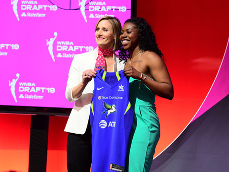 Arike is Ready for Her Next Shot