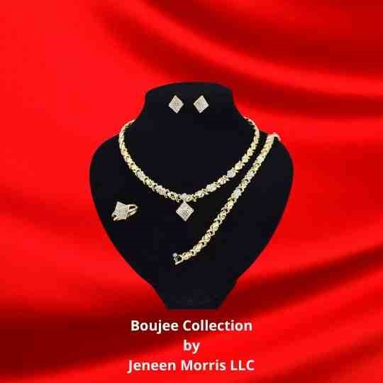 Boujee Collection by Joneen Morris