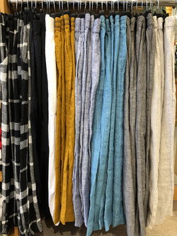 Linen Pants $30% Off