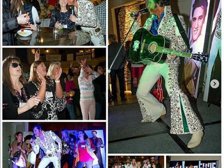 The Elvis Party - March 2019!
