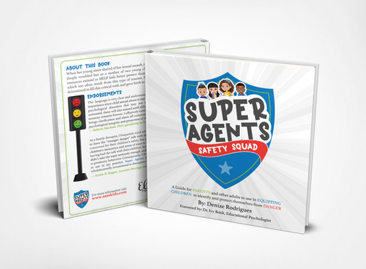 Super Agents Safety Squad -  Child Sexual Abuse Prevention