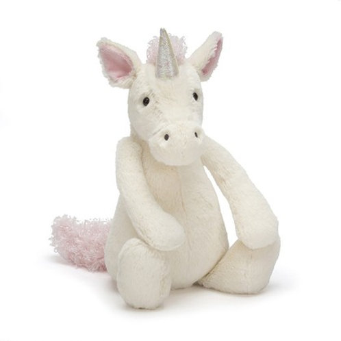 Jellycat Medium Bashful Unicorn