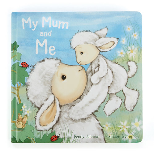 Jellycat My Mum and Me Hardback Book