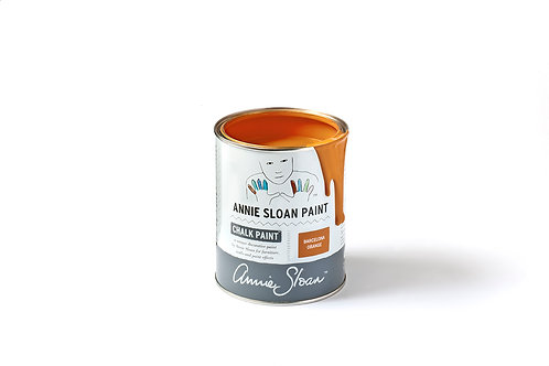 Barcelona Orange Annie Sloan Chalk Paint™ 120ml Tester Pot