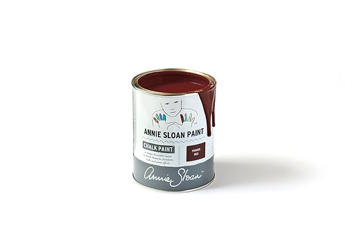 Primer Red Annie Sloan Chalk Paint™ 120ml Tester Pot