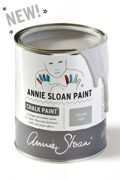 Chicago Grey Annie Sloan Chalk Paint™ 1 Litre Tin