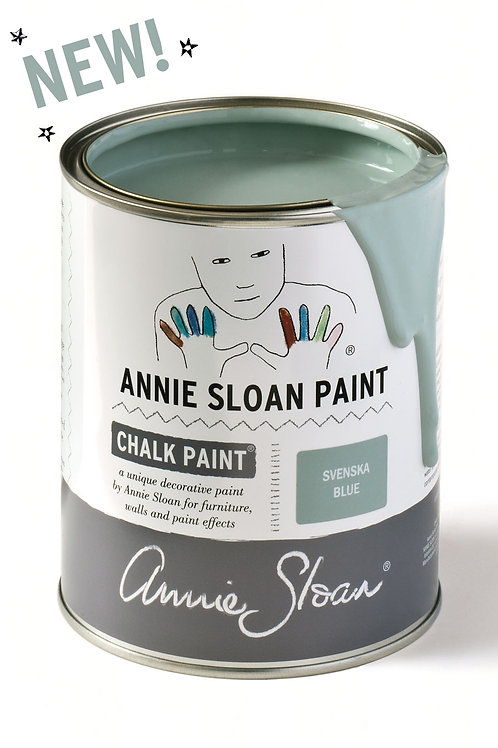 Svenska Blue Annie Sloan Chalk Paint™ 1 Litre Tin