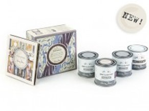 Annie Sloan with Charleston Decorative Paint Set in Rodmell