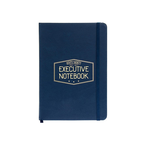 Gents Society Notebook