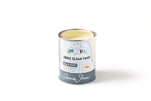 Cream Annie Sloan Chalk Paint™ 120ml Tester Pot