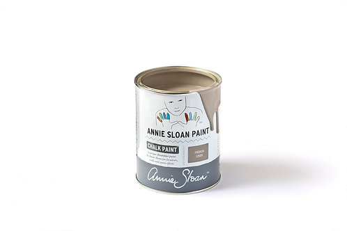 French Linen Annie Sloan Chalk Paint™ 1 Litre Tin