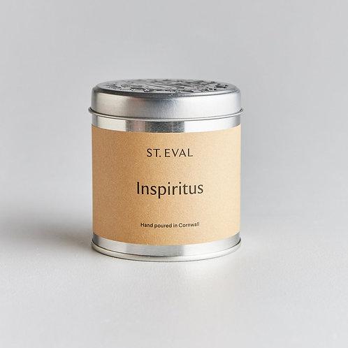 Inspiritus Scented Tin Candle