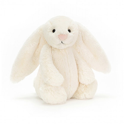 Jellycat Small Bashful Cream Bunny