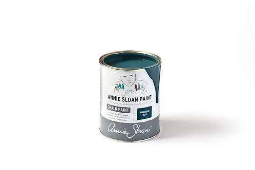 Aubusson Blue Annie Sloan Chalk Paint™ 1 Litre Tin