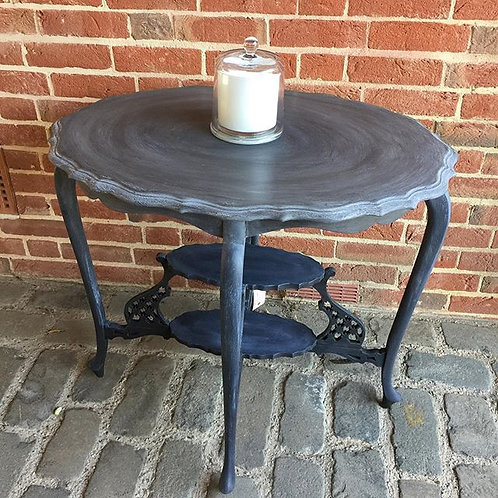 Hand Painted Occasional Table