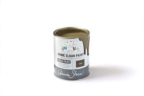 Olive Annie Sloan Chalk Paint™ 120ml Tester Pot