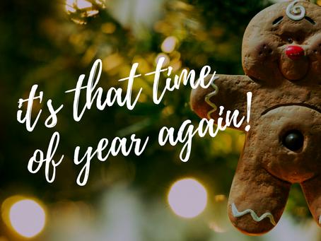 Get Ready For The Festive Season!