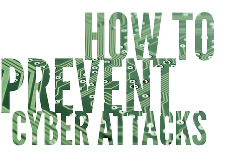 SOME TIPS TO HELP PREVENT CYBER ATTACKS ON YOUR BUSINESS