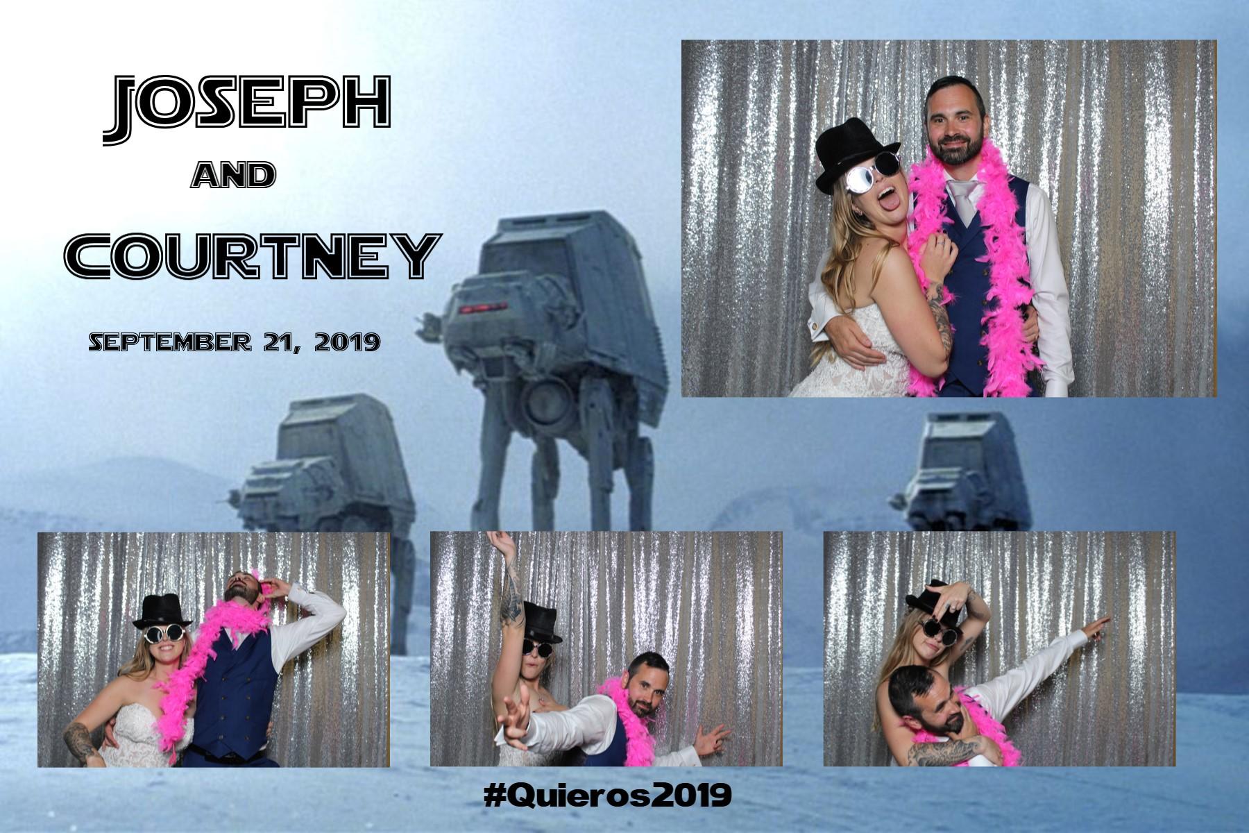 Courtney & Joseph