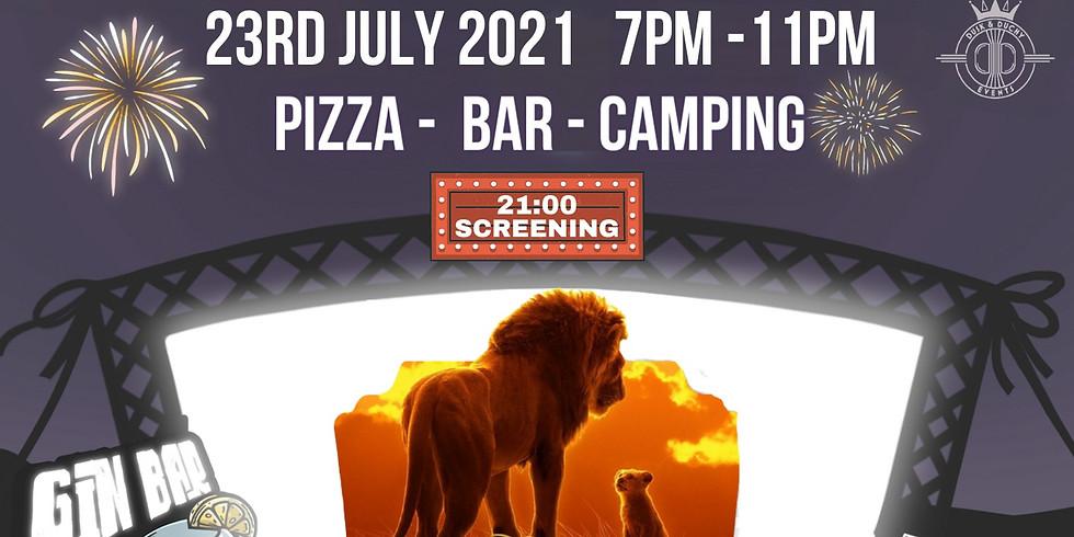 PoshFlix Cinema: The Lion King