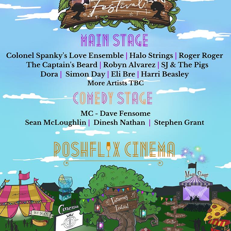 Faraway Festival Wiston