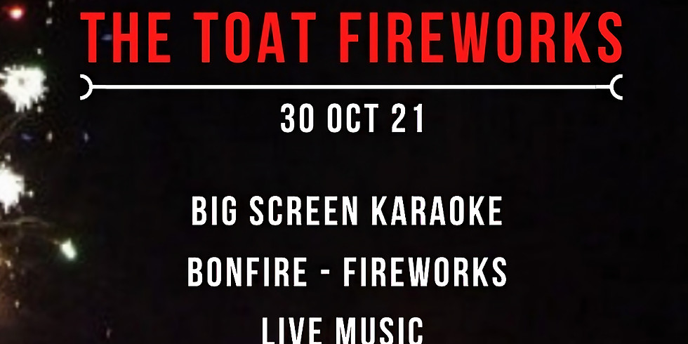 The TOAT Fireworks