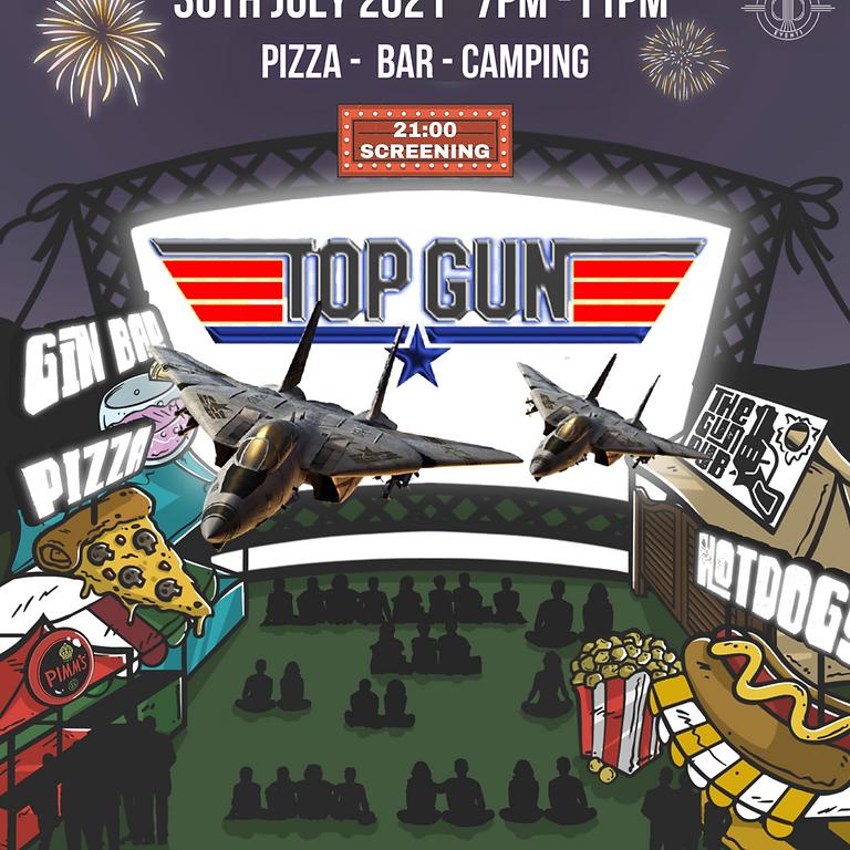 PoshFlix Cinema: Top Gun