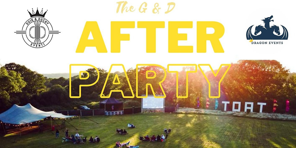 TOAT presents the G&D After Party