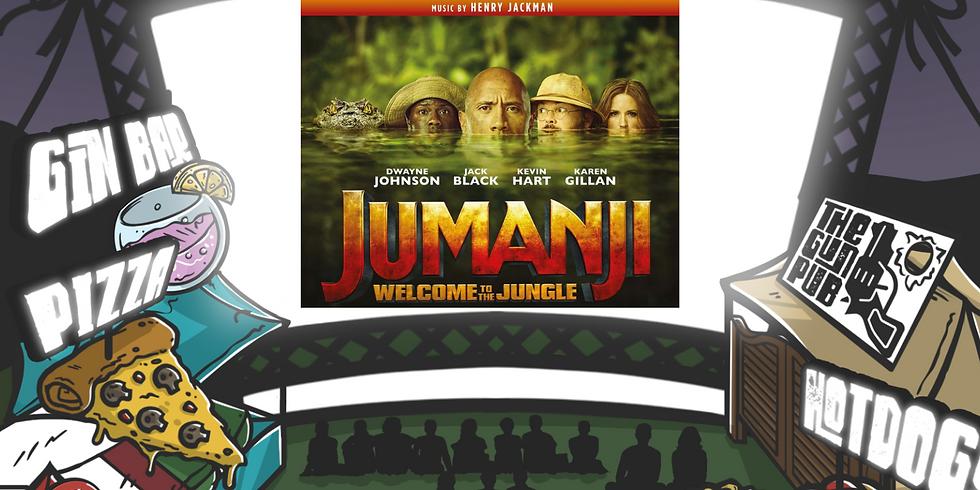 PoshFlix Cinema: Jumanji Welcome to the Jungle