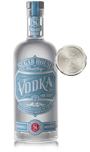 Sugar House Vodka