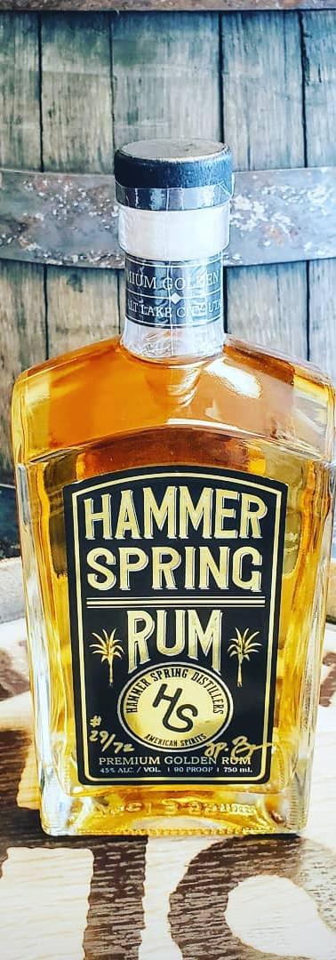 Hammer Spring Rum