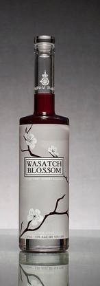New World Wasatch Blossom Utah Tart Cherry Liqueur