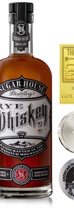 Sugar House Rye Whiskey