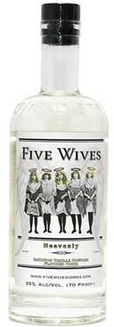 Ogden's Own Five Wives Heavenly Vodka