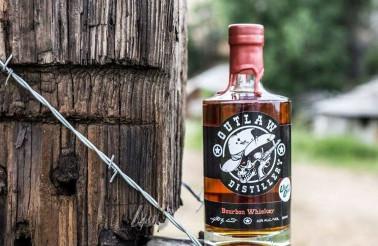 Outlaw Bourbon Whiskey